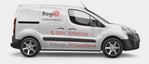 Regio Schlüsseldienst Fahrzeug